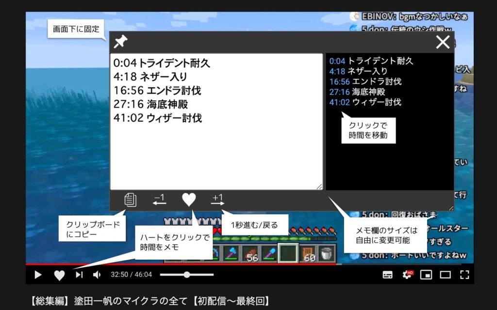 【自作Chrome拡張】YouTubeのタイムスタンプコメントを爆速で書ける「SukoStamp」